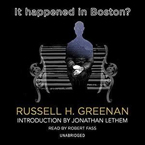 It Happened in Boston? Hörbuch