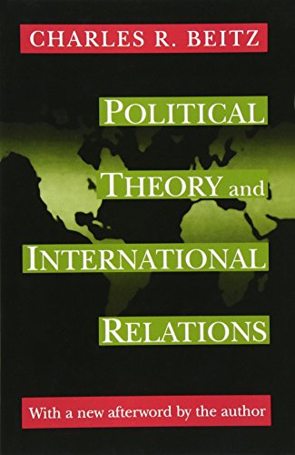 POLITICAL THEORY+INT'L RELATIONS