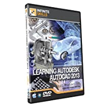 AutoCAD 2013 Training DVD - Tutorial Video
