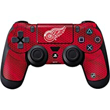 Detroit Red Wings PS4 Controller Skin - Detroit Red Wings Home Jersey | NHL X Skinit Skin