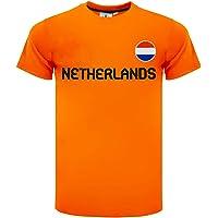 Officieel Holland voetbalshirt 2020 Model Neutro Materiaal 100% Polyester Unisex Kindermaten / Volwassenen Officieel…