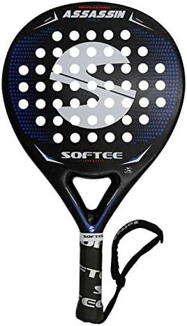 Softee – Raqueta de pádel Assassin: Amazon.es: Deportes y aire libre