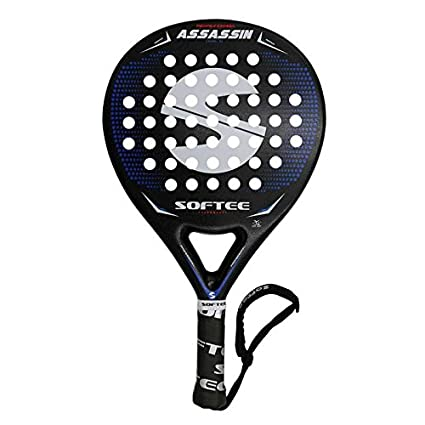 Softee - Raqueta de pádel Assassin: Amazon.es: Deportes y ...