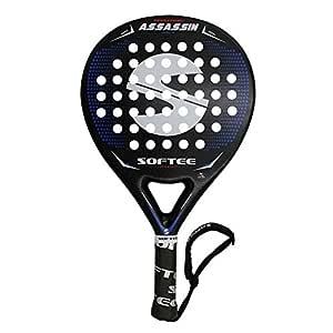 Softee - Raqueta de pádel Assassin: Amazon.es: Deportes y ...
