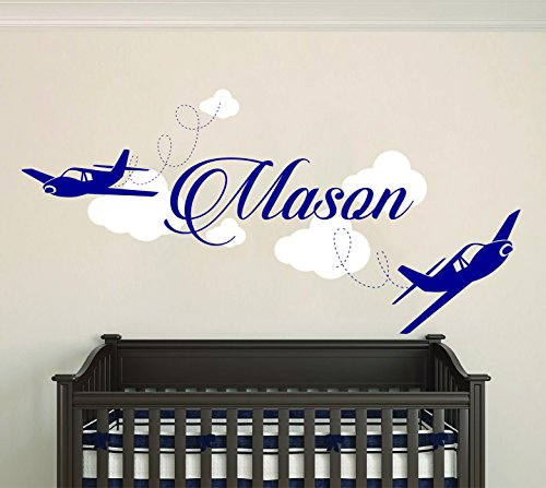 Boys Personalized Airplane - 4