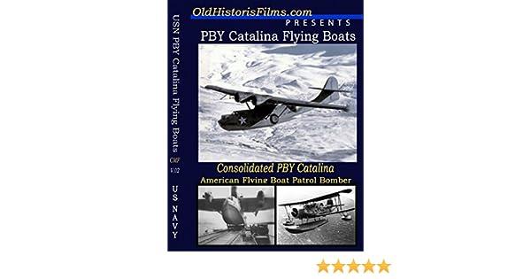 Amazon com: PBY Catalina Flying Boats WW2 Paciic War old