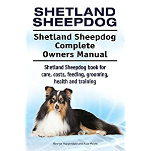 Shetland Sheepdog Dog. Shetland Sheepdog dog book for costs, care, feeding, grooming, training and health. Shetland Sheepdog dog Owners Manual. 1