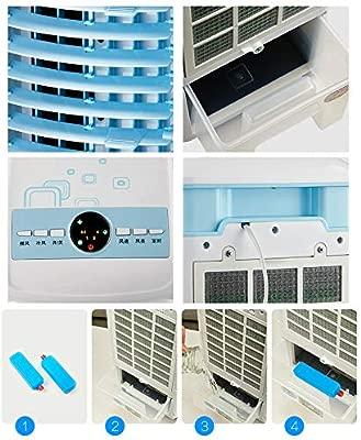 Enfriador De Aire, Ventilador De Control Remoto, Pantalla LED ...