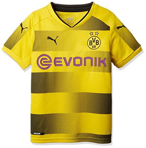 2017-2018 Borussia Dortmund Home Puma Shirt - Subside Sports