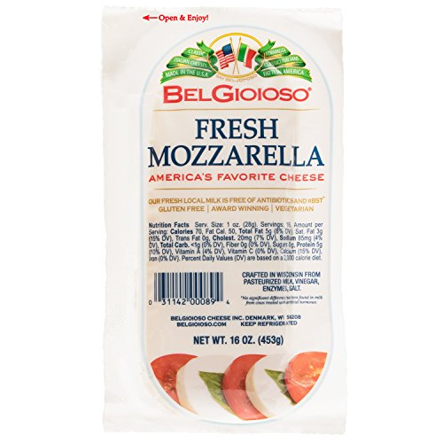 Top 8 best fresh mozzarella sliced 2020