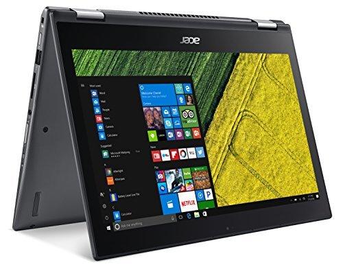 Acer Spin 5 8th Gen Intel Core i7-8550U 13.3 Full HD Touch 8GB DDR4 256GB SSD Windows 10 Home SP513-52N-85DC [並行輸入品]   B07DZM6G97