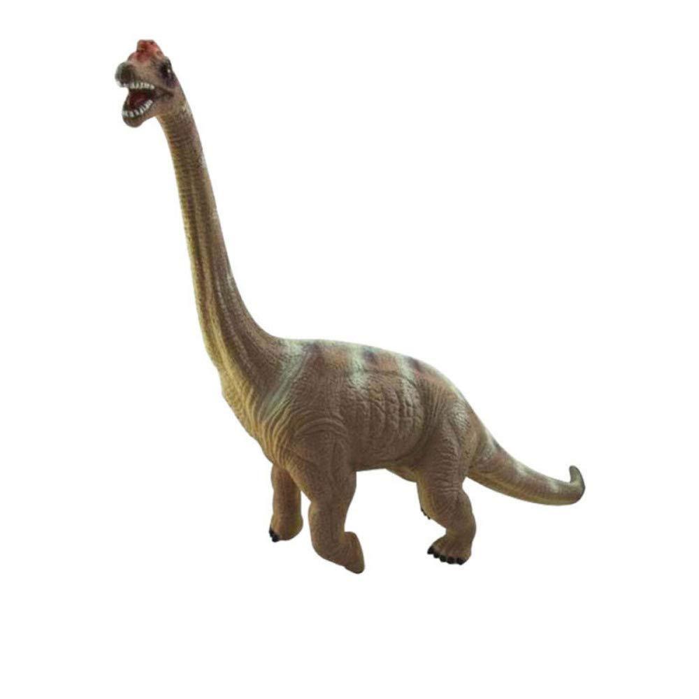 GIKMHYB Dinosaurierspielsimulation Der Kinder Weiches Vorbildliches Spielzeug Spielzeug Spielzeug Tyrannosaurus-Dekorationsgeschenk,L 3351fa