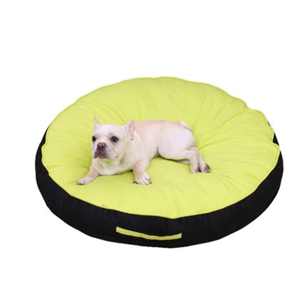 A 808012cm A 808012cm Aoligei Kennel Cushion Cat Dog Sleeping mat Washable pet Nest Perfect for Sunbathing mat, Nap&Sleeping Bed