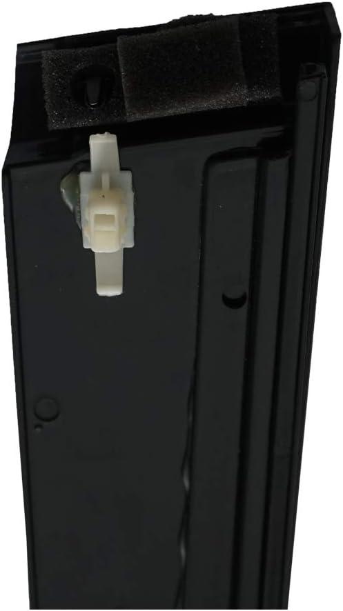 EDP878 Moldura para puerta trasera derecha 7N11N25458AA para F.o.r.d Fusion Europe
