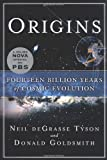 Origins, Neil deGrasse Tyson and Donald Goldsmith, 0393059928
