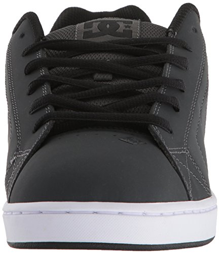 DC Men's Net Lace-Up Shoe Grey/Black cheap sale store in China cheap price Kd33RO