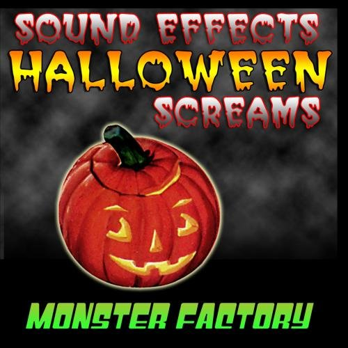 Sound Effects Halloween Screams -