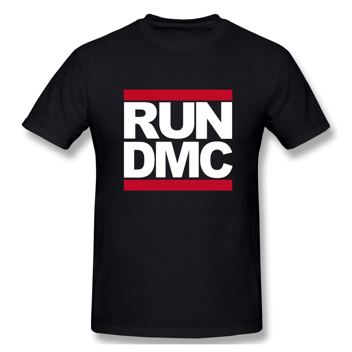 Qinhuangdao Run-DMC DiscographyMens Basic Short Sleeve T-Shirt
