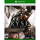 New Microsoft Xbox One RYSE Son Of Rome Legendary Edition Video Game Blu-Ray DVD