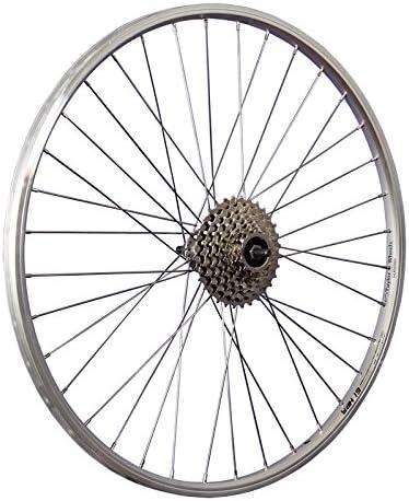 Taylor-Wheels 26 Pulgadas Rueda Trasera Bici YAK19 piñón 8 ...