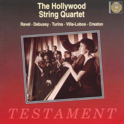 The Hollywood String Quartet: String Works