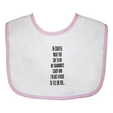 Amazon.com: Babero de rizo de algodón para bebé, diseño con ...