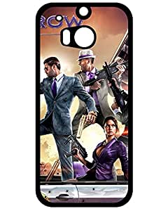 New Style Discount Saints Row IV Scratch-free Phone Case For Htc One M8- Retail Packaging 3262588ZJ105449145M8 FIFA Game Case's Shop