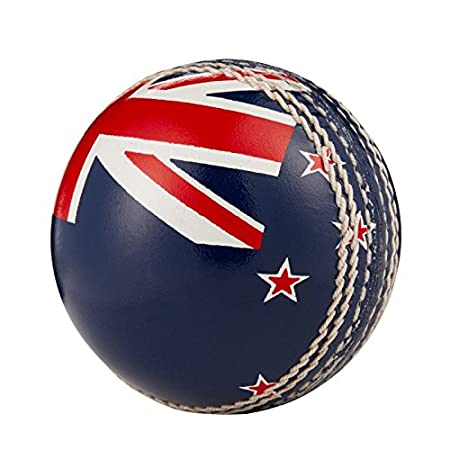 Hunts County Cricket-Ball mit internationaler Flagge australien HCB-FLAG