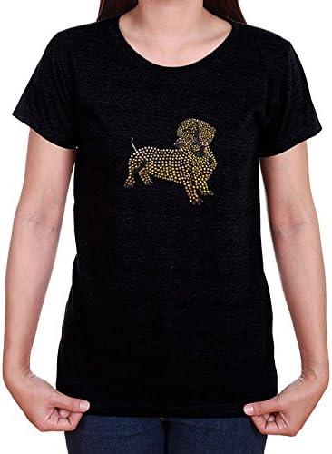 LYN DORF - Camiseta para Perro Salchicha (Talla S), Color ...