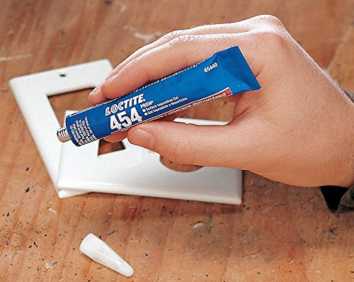 Loctite 454 20g Tube Prism Clear Gel Instant Adhesive Cyanoacrylate for Porous Surfaces