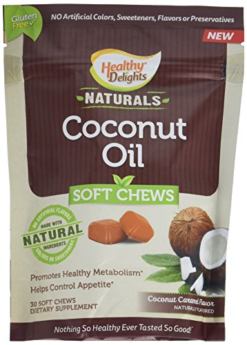 Healthy Delights Natural Coconut Chews product image