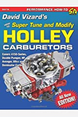 David Vizard's How to Super Tune and Modify Holley Carburetors (Performance How-To) Paperback