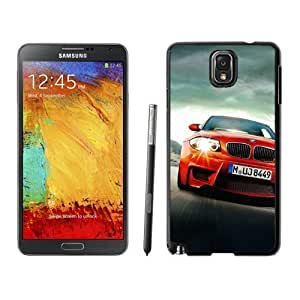 NEW Custom Designed For SamSung Galaxy S3 Case Cover Phone With Red BMW M3 Speed_Black Phone