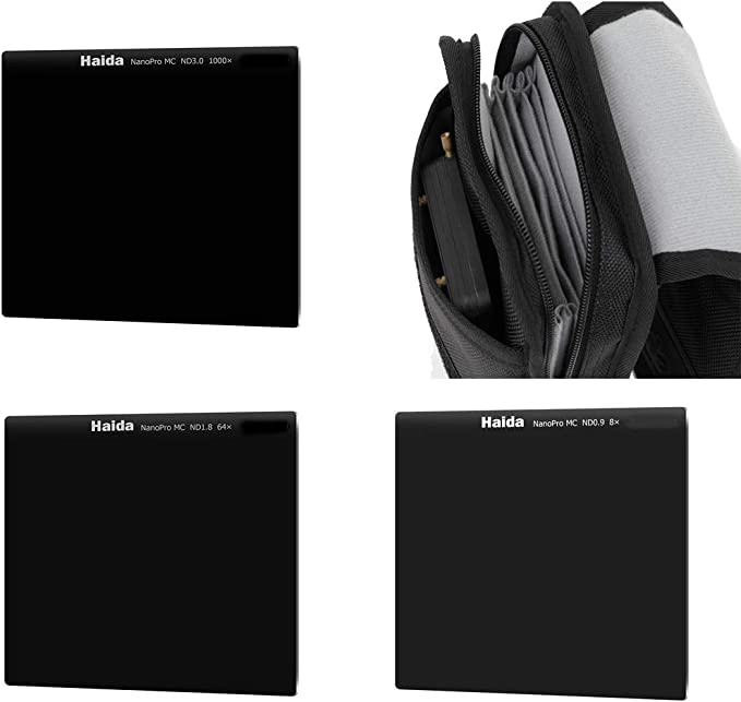 Haida Nanopro Mc Nd Serie 150 Graufilterset Nd 0 9 Kamera