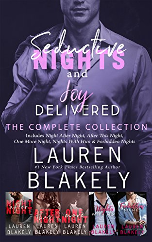 Seductive Nights and Joy Delivered: The Complete Collection (English Edition)