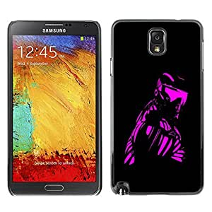 GagaDesign Phone Accessories: Hard Case Cover for Samsung Galaxy Note 3 - Crysis Soldier Future Sci Fi