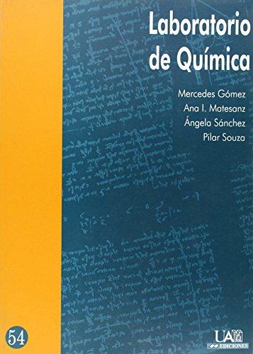 Descargar Libro Laboratorio De Química Mercedes Gómez