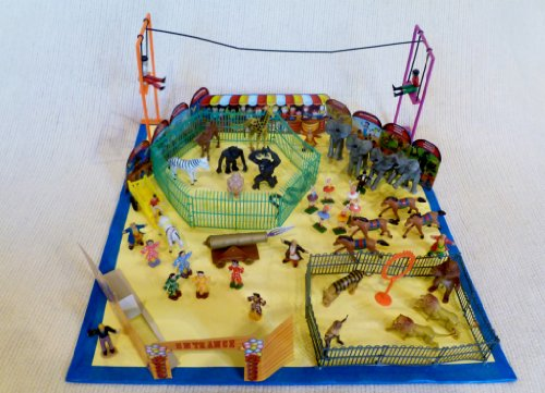 Awesome Kids - Awesome Circus Playset and Carry Case by Awesome Kids