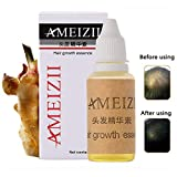 AMEIZII Hair Growth Oil Serum Essence Hair Loss Liquid For Women Men Dense