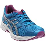 ASICS Women's Gel-Contend 4 Running Shoe, Diva Blue/Silver/Orchid, 9 M US