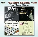 4 Classic Albums - Terry Gibbs - Terry Gibbs / Mallets A Plenty / Vibes On Velvet / A Jazz Band Ball-