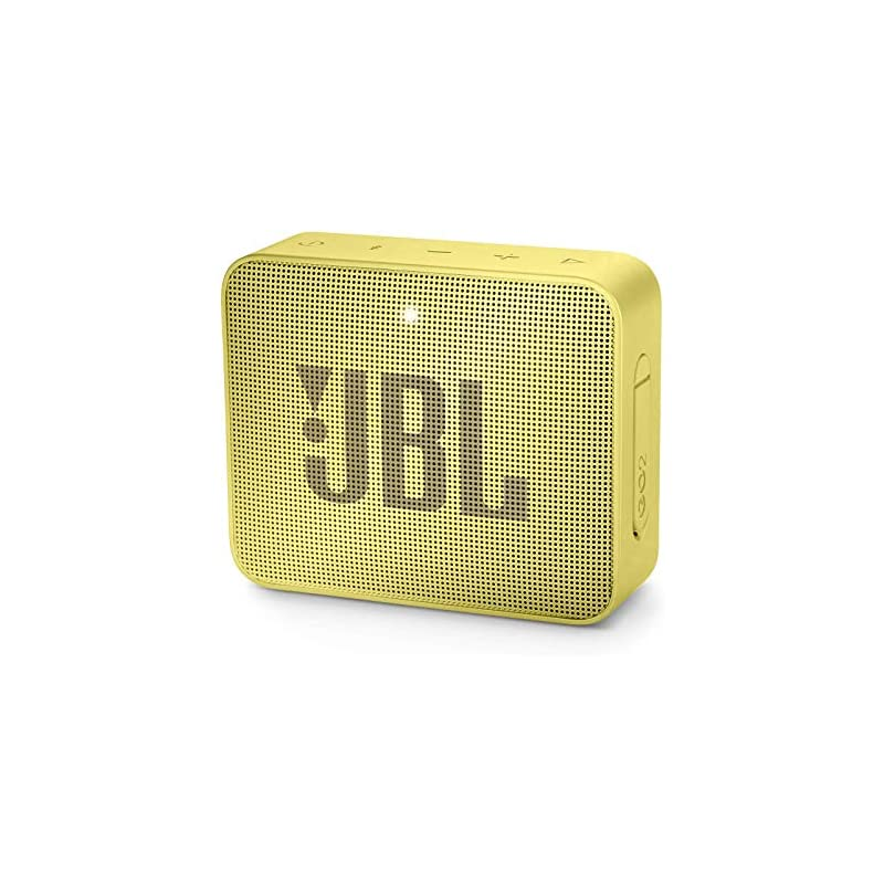 JBL GO 2 Portable Bluetooth Waterproof S