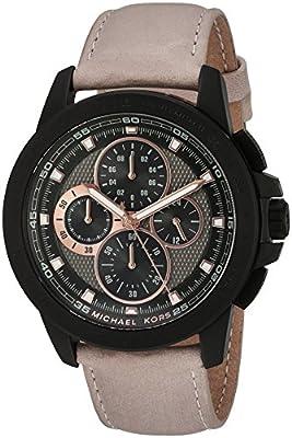 Michael Kors Men's Ryker Black Watch MK8520