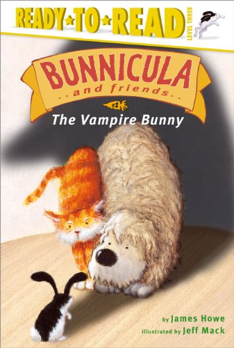 The Vampire Bunny (Bunnicula and Friends) by Brand: Simon Spotlight