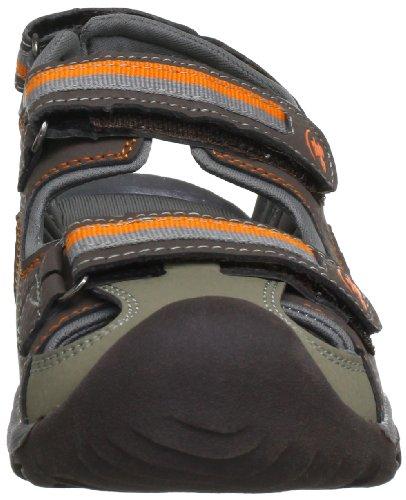 Kamik Ventura3 HK4066 - Sandalias para niños Marrón (Braun (BRN BRN))