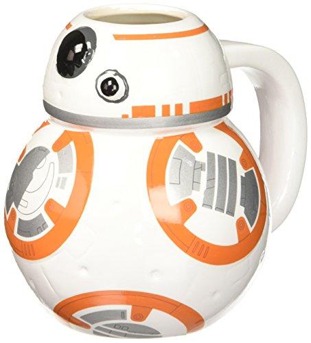 - ZAK Star Wars The Force Awakens - BB-8 Ceramic Mugs