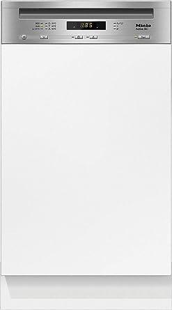 Miele G4620 SCi CLST - Lavavajillas empotrable (45 cm, acabado en ...