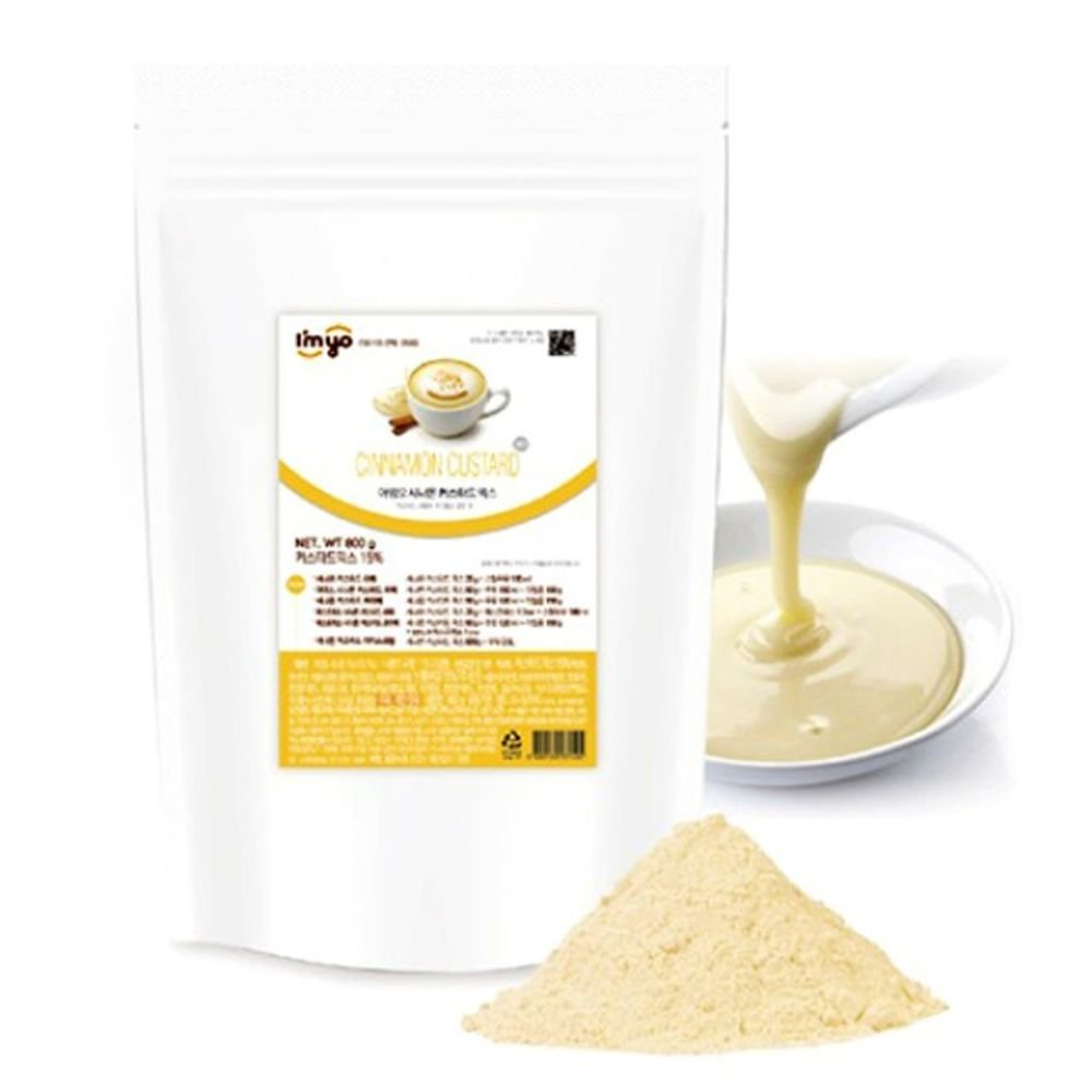 Imyo Cinnamon Custard Mix Powder 800G