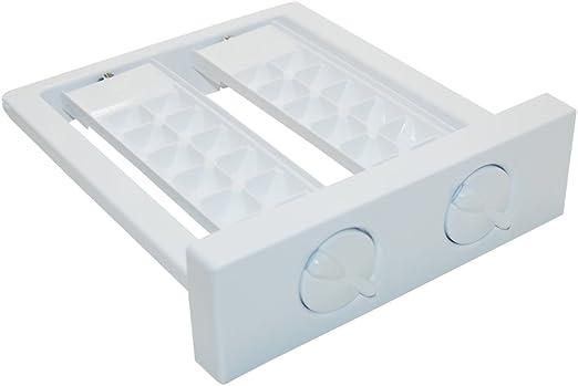 Bandeja de hielo de montaje para Samsung nevera congelador ...