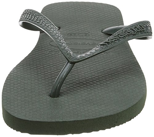 Havaianas Top, Chanclas Unisex Adulto Verde (Green Olive 4896)